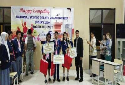 UNIDA Berikan Beasiswa Pendidikan dalam Lomba National School Debate Championship (NSDC) 2020