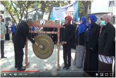 Penglepasan Kuliah Kerja Nyata FKIP UNIDA Bogor 2019