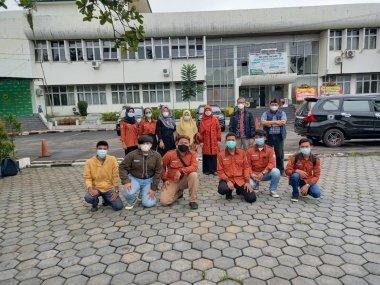 Fakultas Pertanian Universitas Djuanda melepas Mahasiswa Peternakan Magang  Kampus Merdeka