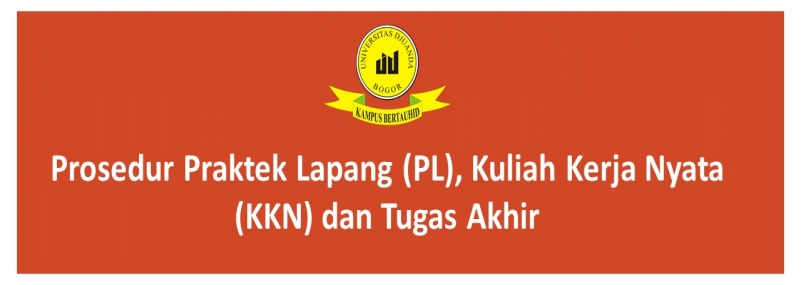 Prosedur PL, KKN dan Tugas Akhir