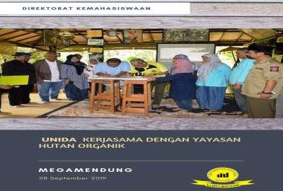 UNIDA kerjasama dengan Yayasan Hutan Organik