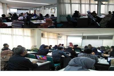 Kegiatan Evaluasi Akreditasi Jurnal di Universitas Djuanda