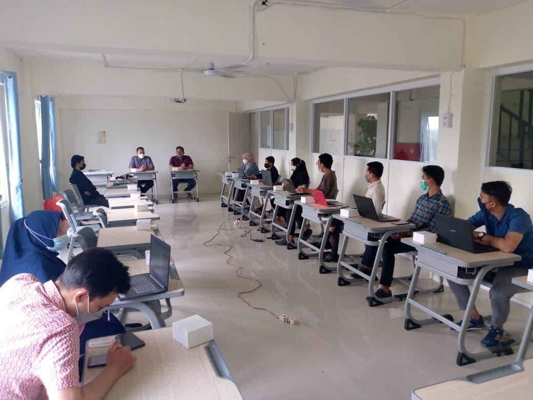 DKHLN UNIDA Bogor Bersama Telkomsel Adakan Sosialisasi Pemanfaatan Aplikasi CloudX