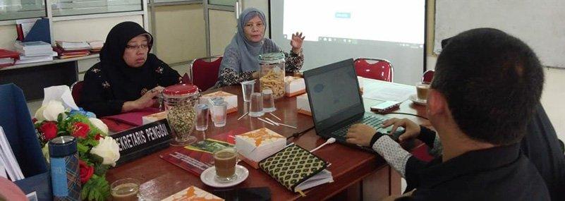 Persiapkan Hibah Penelitian dan Pengabdian, DRPM UNIDA Lakukan Roadshow Hibah Penelitian Tahun 2021