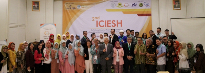 Wujudkan Visi menjadi Universitas Riset yang Menyatu dalam Tauhid dan Diakui Dunia, Unida Bogor Selenggarakan 2nd ICIESH