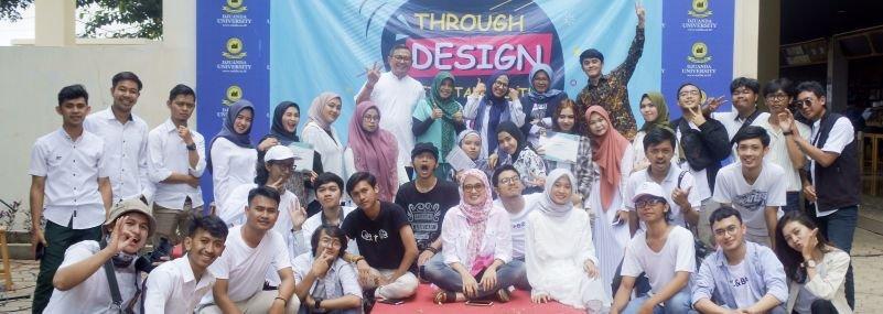 Tunjukkan Kreativitas, Mahasiswa Sains Komunikasi UNIDA Bogor Adakan Pameran Desain Produk