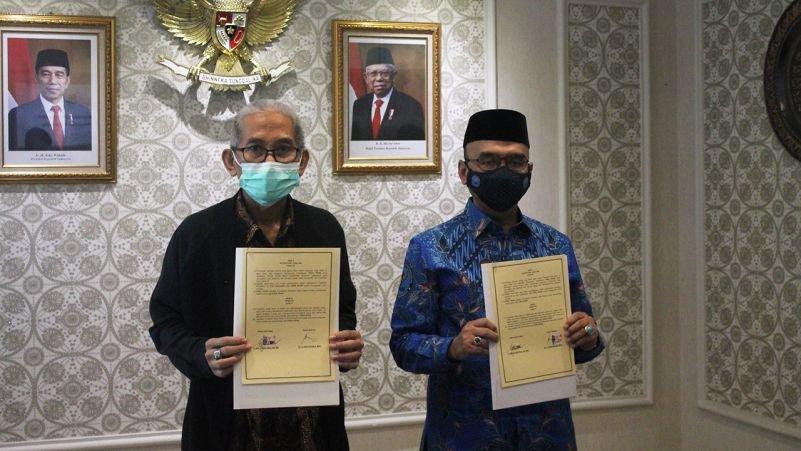 Ikut Peran Serta dalam Pencegahan dan Pemberantasan Penyalahgunaan Narkotika, UNIDA Bogor Jalin  Kerjasama dengan BNNK Bogor